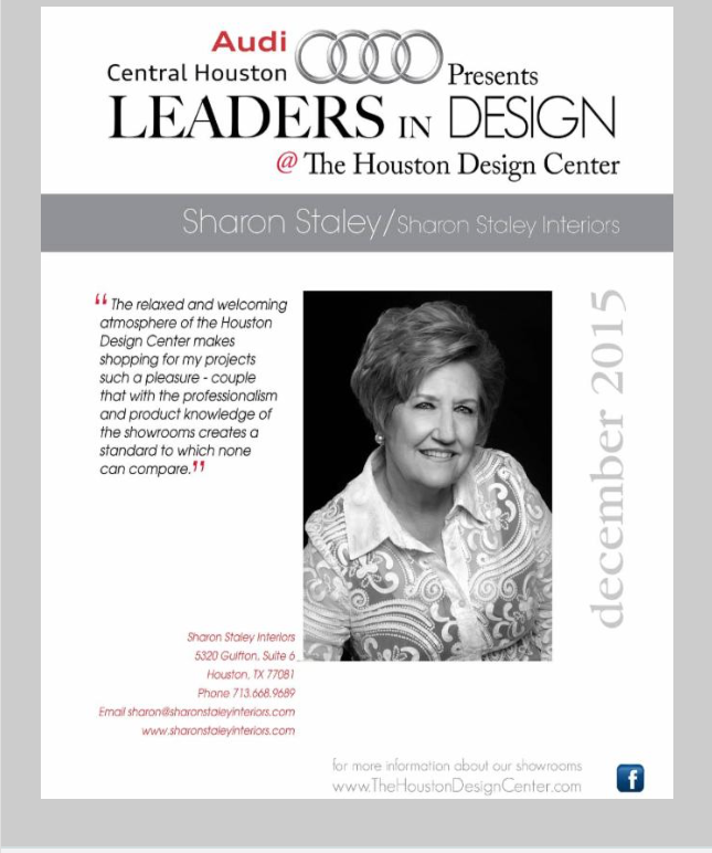 Houston Design Center Leaders in Design