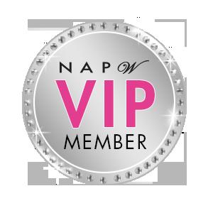 NAPW VIP Badge